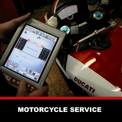 Motorcycle service