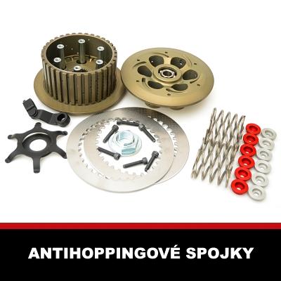 Antihoppingové spojky
