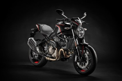 motocykl Ducati Monster 821 Stealth